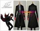 Persona 5 Hero Kaitou Style Uniform Cosplay Costume Coat Shirt Pants Gloves