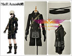 NieR:Automata 9S Cosplay Costume YoRHa No. 9 Type S Uniform With Black Blinder