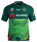 Canberra Raiders 2017 Indigenous Jersey Sizes S - 7XL Adults NRL ISC In Stock!