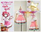 Love Live! Sunshine!! Ruby Kurosawa New Spring Dress Cosplay Costume Custom Size