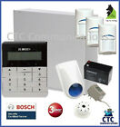 Bosch Solution 3000 Alarm System With 3 X Gen 2 Tritech Detectors+ Text Code Pad
