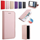 Leather Magnetic Flip Smart Case Stand Cover for iPhone 5 5S SE 6 6S 7 7 Plus