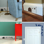 Mouse Door Wall Stickers! Skirting Board Transfer Graphic Mice Decals Decor