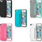 5 Color Incipio Stowaway Credit Card ID Pocket Case w/ Kickstand for iPhone 6 6S