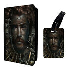 Steampunk Man Printed Luggage Tag & Passport Holder - T2704