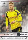 Topps Uefa CL Showcase Soccer 2016-2017 | Basis Base Card Einzel Auswahl #1-99
