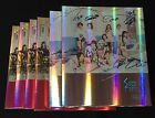 """TWICE autographed """"SIGNAL"""" 4th Mini Album signed PROMO CD (RED, PINK)"""
