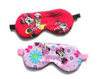 Minnie Mouse Sleep Eye Mask Disney Teen Girl Kid Night Blindfold Nap Shade Cover