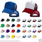Kyпить LOT OF 7 DECKY NEW TRUCKER HAT HATS CAP CAPS TWO TONE BLANK PLAIN SOLID SNAPBACK на еВаy.соm