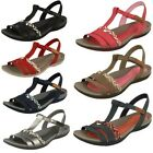 Ladies Clarks Sandals The Style - Tealite Grace