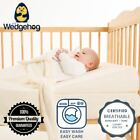 Luxury Quilted Wedgehog Deluxe - 70cm Cot Bed Reflux Wedge
