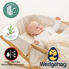 Luxury Bamboo Wedgehog Deluxe - 28cm Moses Reflux Wedge