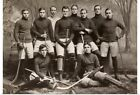 Poster Print Wall Art entitled Yale Ice Hockey Team, 1901