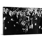 Premium Thick-Wrap Canvas Wall Art entitled Prohibition Repeal, 1933