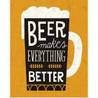 Poster Print Wall Art entitled Craft Beer II