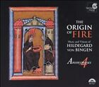 ANONYMOUS 4 - The Origin of Fire: Music and Vision of Hildegard von Bingen CD