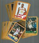2015-16 Panini Complete GOLD Parallel Single Cards - You Pick From List