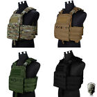 TMC Cherry Plate Carrier Tactical Vest NCPC Army Molle Gear Genuine CP CB Black