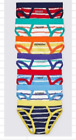 Boys briefs M & S underwear 7 pack age 2 3 4 5 6 7 years NEW RRP £8 - £9