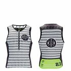 ZOOT Limited Tri Tank Triathlon-Top für Herren White Safety Yellow Saison 2016