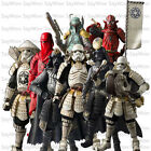"Star Wars Movie Realization 7"" Action Figure Japanese Samurai Toy for Boy Xmas $26.99 USD"