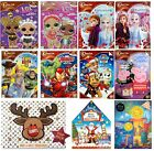 Milk Chocolate Advent Calendar Christmas Countdown Gifts for Kids Children