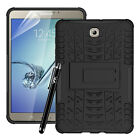 Heavy Duty Tough ShockProof Stand Case Cover For Various Samsung Galaxy Tablets <br/> FREE Screen Protector &amp; Stylus/FREE POSTAGE
