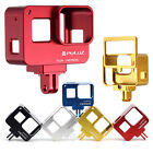 For GoPro HERO5 Black Accessories Aluminum Protective Case Housing + Rear Cover