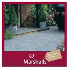 BLOCK PAVING TRIDENT RUMBLED 50MM CHARCOAL MIN ORD 5PKS