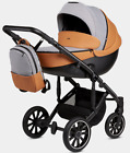 Anex SPORT 3in1 stroller kinderwagen pushchair wózek