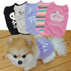 Pet Supplies - US Small Dog Cat Summer Shirts Vest Clothes Puppy T-Shirt Coat Pet Apparel XS-L