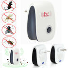 Baby Room Electronic Ultrasonic Pest Reject Repeller Mosquito Insect Dispeller #