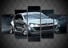 Framed Picture Canvas Prints Wall Art Volkswagen GTI Supersport Cars Racing Home