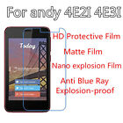 3pcs For andy 4E2I 4E3I HD Protective,Good Touch Matte Screen Protector