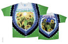 "Grateful Dead ""Sunflower"" Double Sided Sunburst Tie-Dye T-Shirt - FREE SHIPPING"