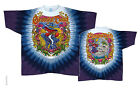 "Grateful Dead ""Terrapin Moon"" Double Sided Sunburst Tie-Dye T-Shirt - FREE SHIP"