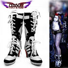 Harley Quinn Boots accessories anime  props black women for harley in stock Cosp
