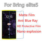 3pc For Leagoo elite5 Matte,Good Touch High Clear Screen Protector