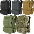 Condor 169 Tactical MOLLE Modular 3 Day Assault Hiking Camping Backpack Pack