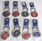 MLB Spinning Logo Key Ring Keychain Forever Collectibles -Select- Team Below on Ebay