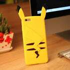 For iPod Touch 5 / 6 Gen Case 3D Cute Cartoon Gift Soft Gel Silicone Cover Skin