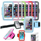 For Apple iPhone 5 5S SE 6 6S 7 Plus Sports Running Armband Case Cover Holder