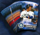 2017 Topps Bunt Seattle Mariners Baseball Card Your Choice - You Pick