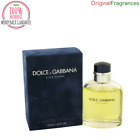 Dolce & Gabbana Cologne FOR MEN 4.2 oz 125 ML 6.7 oz 200 ML 1.3 oz 40 ML EDT NEW