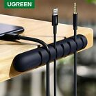 UGREEN 2Pack Cable Clips Holder Desktop Cable Winder Clip Organizer For Car Wire