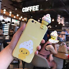3D Cartoon Disney Dolls Soft Silicone Phone Case Cover For iPhone 6 6S 7 Plus 5S