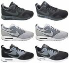 Mens NIKE Air Max Tavas SE Trainers Black Grey Sports Shoes Brand New Size 7-11