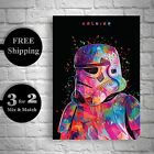Stormtrooper Poster - Star Wars Wall Art - A3 A4 Print - StarWars Prints £3.9 GBP