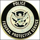 Federal Protective Service Logo, Seal and Patch Lapel Pins