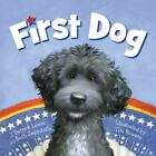 First Dog by J. Patrick Lewis c2009, VGC Hardcover
